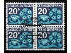 Čehoslovačka 1972.god (Mi CS-P93)