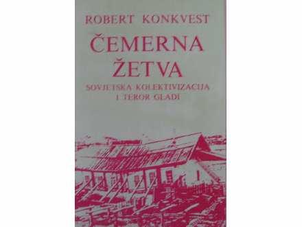 Cemerna zetva   Robert Konkvest