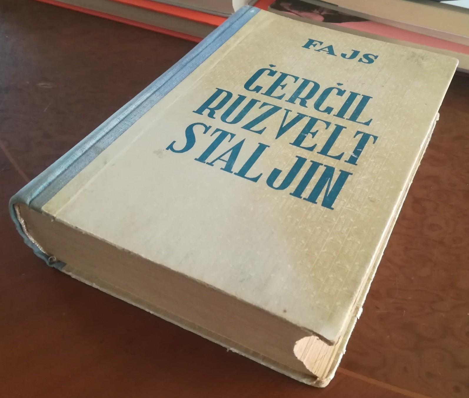Cercil Ruzvelt Staljin