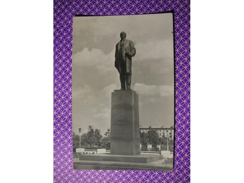 Čerepovec -Spomenik Lenjinu