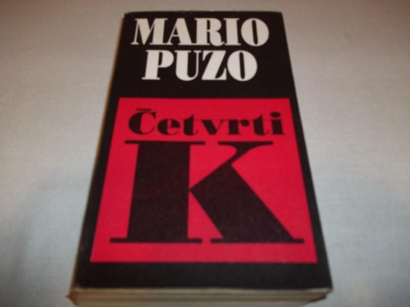 Četvrti K - Mario Puzo