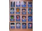Champions League 2009/10 - kompletan set i prazan album