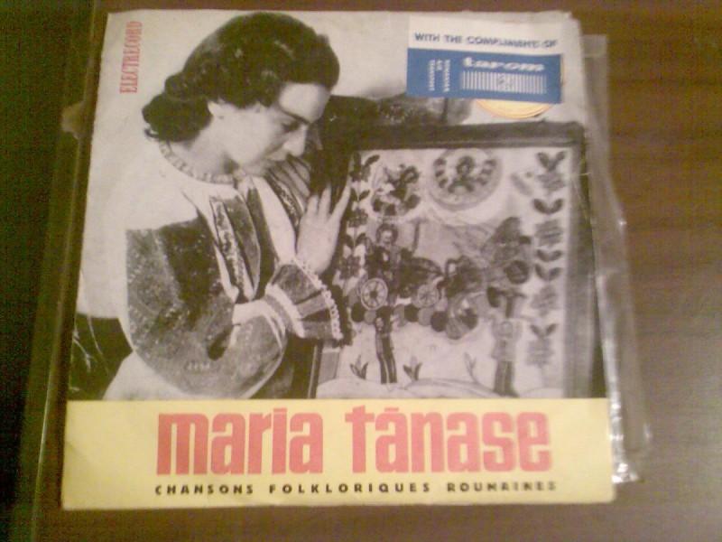 Chansons Folkloriques Roumaines