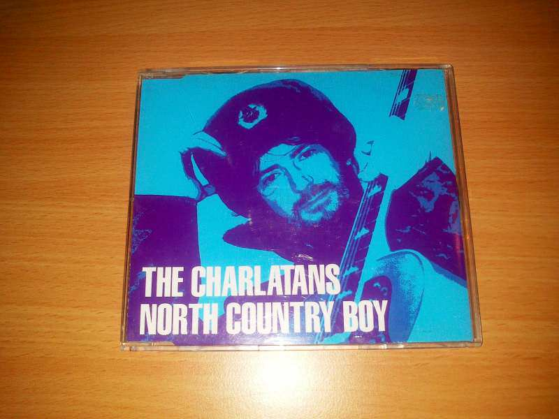 Charlatans, The - North Country Boy