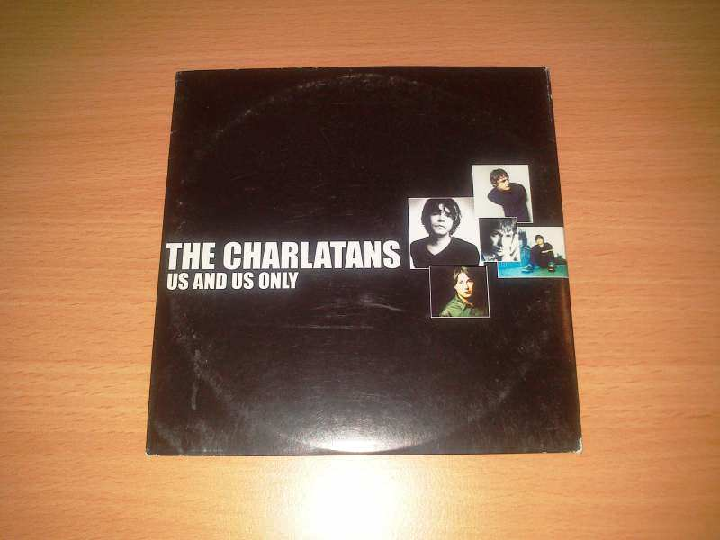 Charlatans, The - Us And Us Only