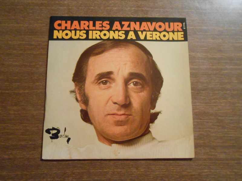 Charles Aznavour - Nous Irons À Verone