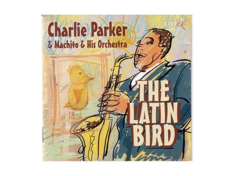 Charlie Parker, Machito And His Orchestra - The Latin Bird