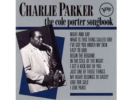 Charlie Parker - The Cole Porter Songbook