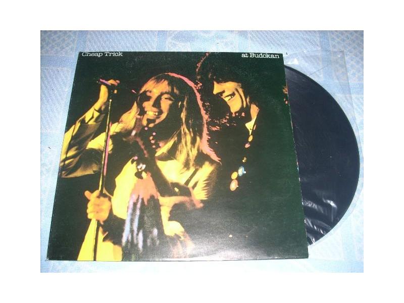 Cheap Trick-At Budokan LP