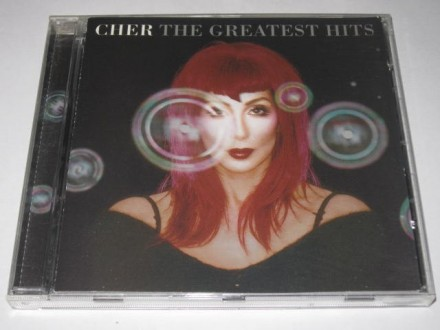 Cher ‎– The Greatest Hits (CD)
