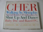 Cher - Walking In Memphis (Special Remix CD)