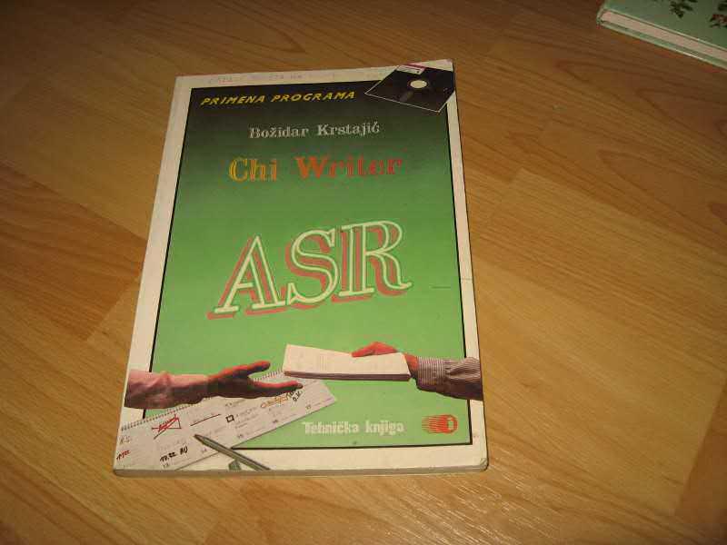 Chi writer primena programa
