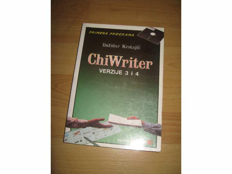 ChiWriter verzije 3 i 4