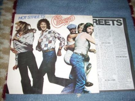 Chicago-Hot Streets LP
