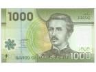 Chile 1000 pesos 2010. UNC polimer