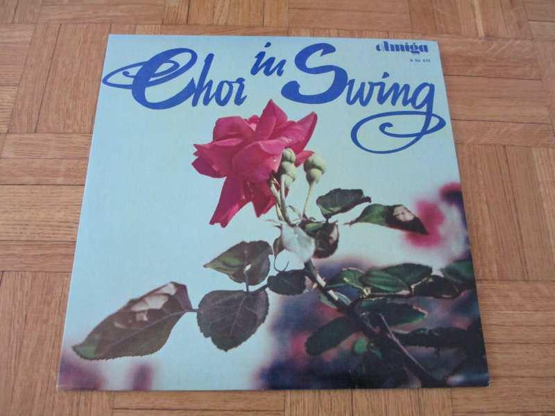 Chor Günter Oppenheimer, Orchester Günter Oppenheimer - Chor In Swing