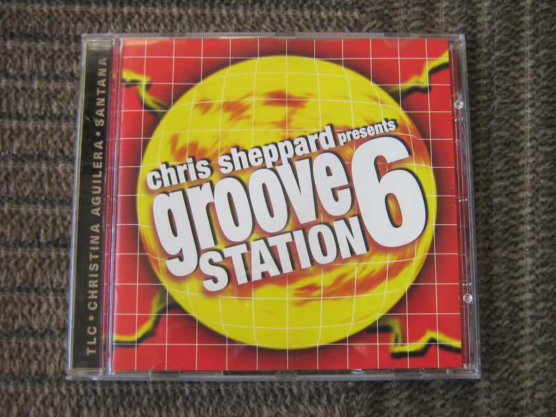 Chris Sheppard Presents Groove Station 6