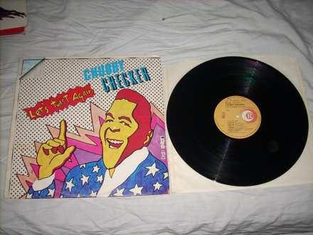 Chubby Checker - Let`s Twist Again LP Italia