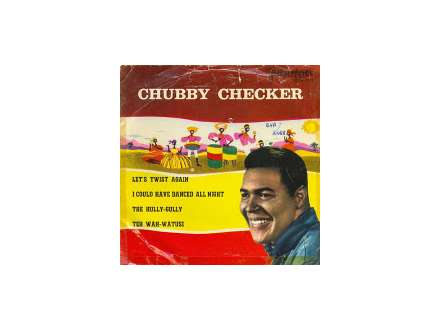 Chubby Checker - Let`s Twist Again