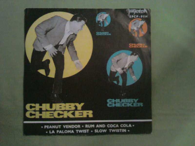 Chubby Checker - Peanut Vendor/La Paloma Twist