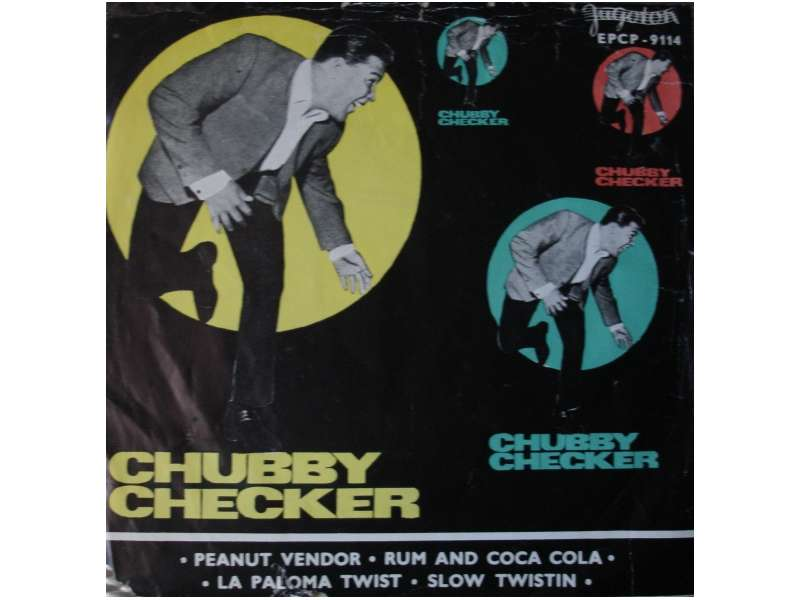 Chubby Checker - Peanut Vendor