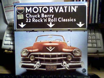 Chuck Berry - Motorvatin`