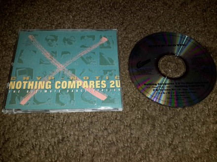 Chyp-Notic - Nothing compares 2 u CDS , ORIGINAL