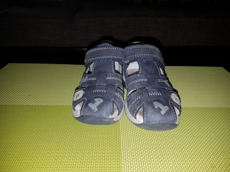 Ciciban sandale za dečake sa detaljima