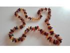 Cilibarska ogrlica za odrasle cips multicolor
