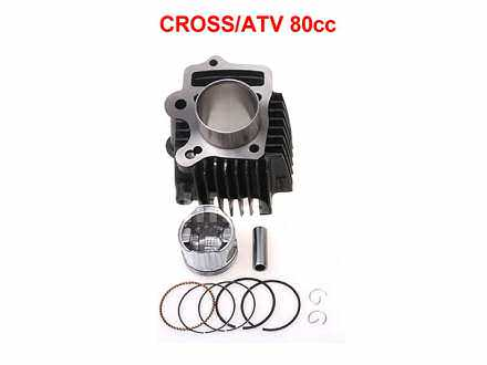 Cilindar Kineski SPRINT CROSS/ATV 4T Kit na 80cc NOVO!!