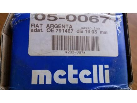 Cilindar glavni kocioni, Fiat Argenta