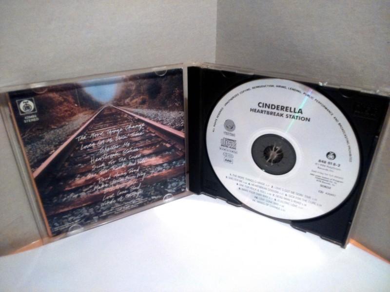 Cinderella - Heartbreak Station