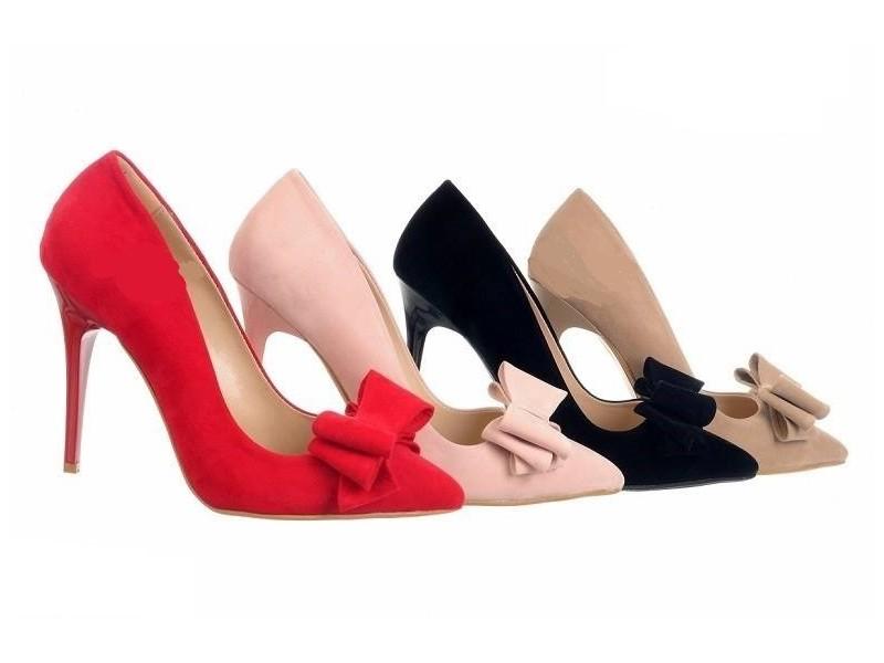 Cipele 62 NOVO - bez, roze, crne, crvene KOLEKCIJA 2015