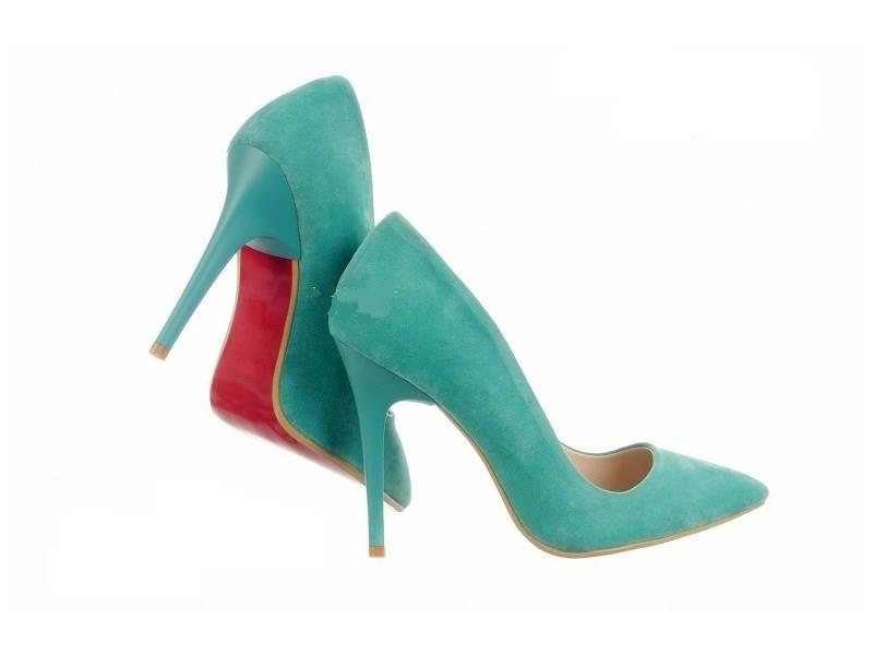 Cipele 66 NOVO - crne,crvene,plave,tirkizne KOLEK. 2015