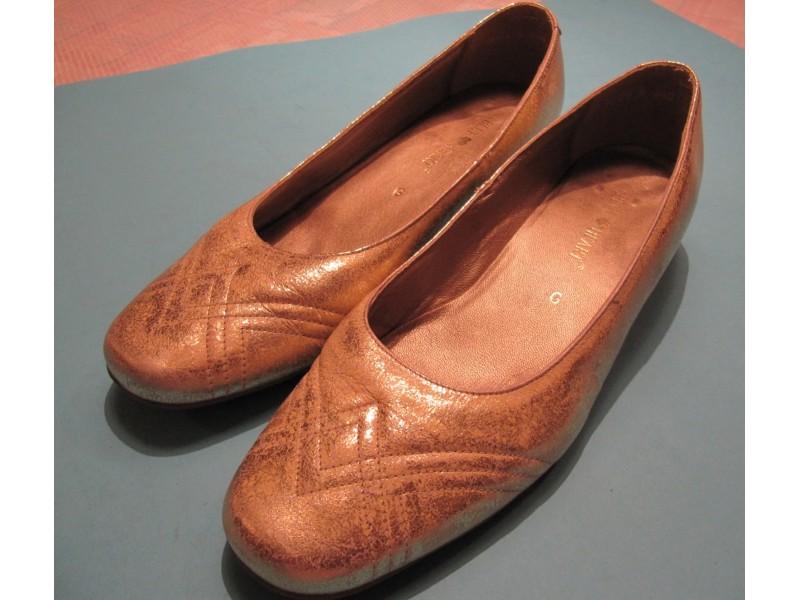 Cipele BLUE HEART zlatne
