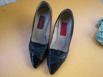Cipele LEDA KOZNE
