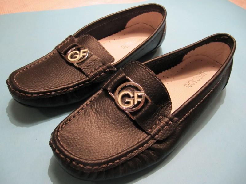 Cipele MISSADRI GF crne br.40/41 * novo