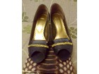 Cipele elegantne saten, YAGELINNA, broj 39, NOVE