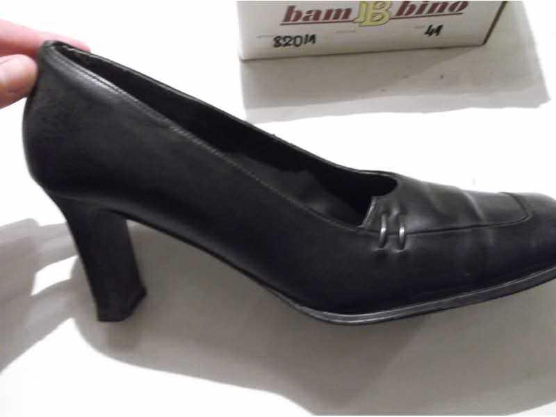 Cipele kozne BAMBINO