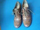 Cipele na sltiklu sa pertlanjem br 41