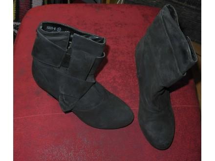 Čizme kratke