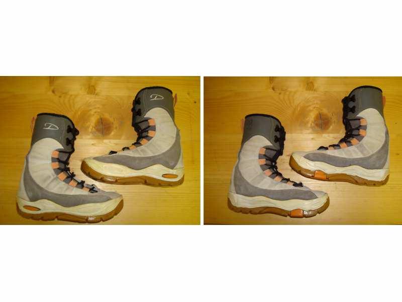 Cizme za Snowboard Dee Luxe 4 (duzina gazista 25,5cm)