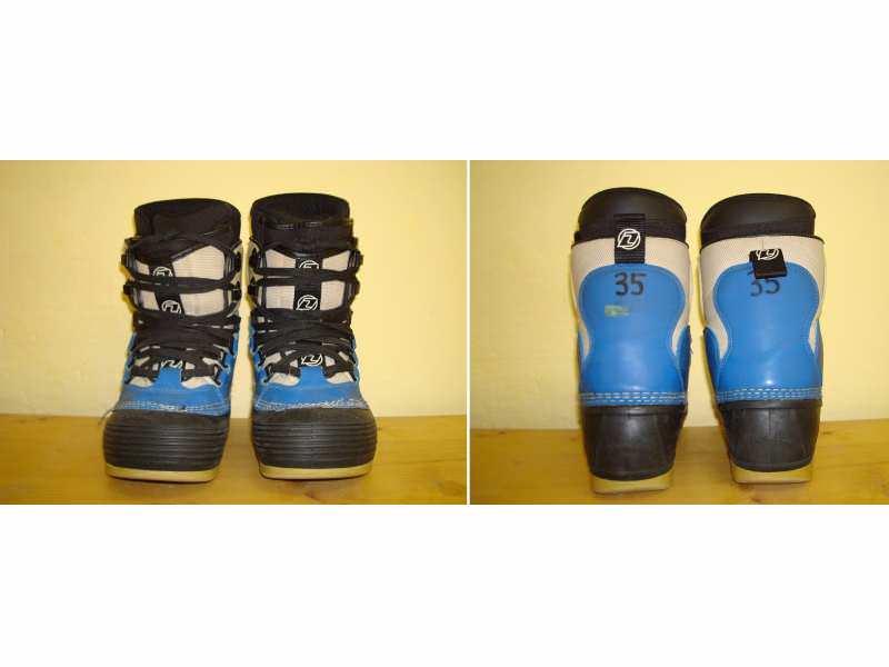 Cizme za Snowboard DeeLuxe 3 (duzina gazista 22,5cm)