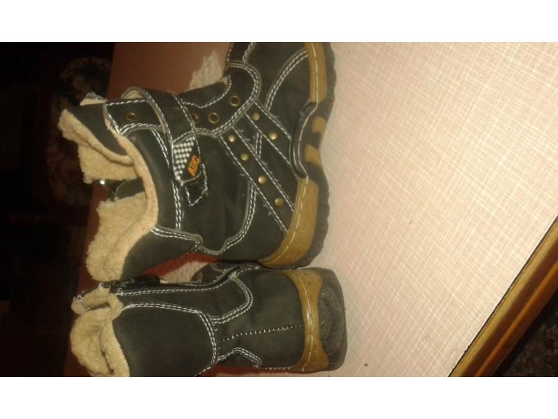 Cizmice-cipele za decake br 28
