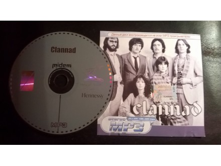 Clannad - Mp3 collection