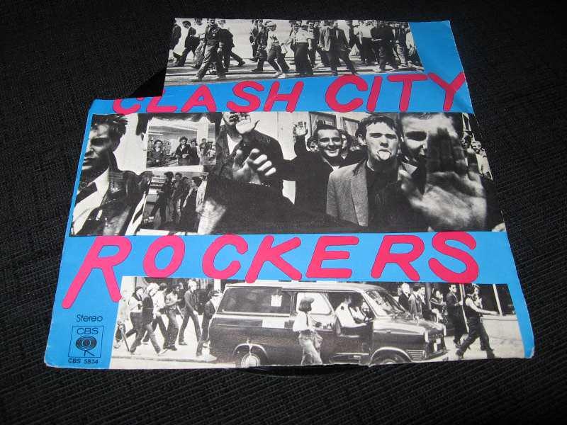 Clash, The - Clash City Rockers