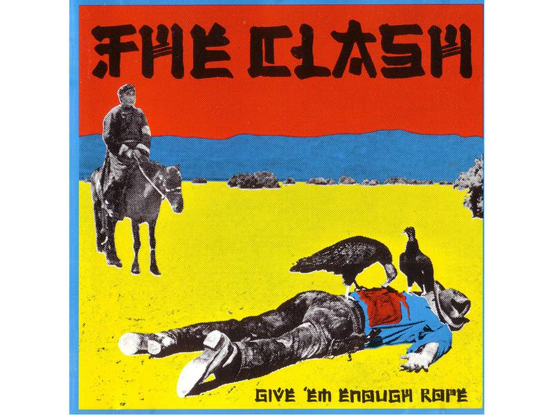 Clash, The - Give `Em Enough Rope