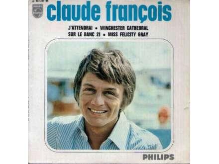 Claude François - J`Attendrai