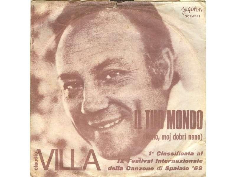 Claudio Villa - Il Tuo Mondo (Nono, Moj Dobri Nono) / Isadora