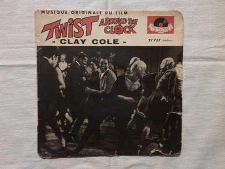 Clay Cole - Twist Around The Clock